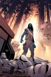 STAR WARS: THRAWN [2018] #1 Comic Book Cover