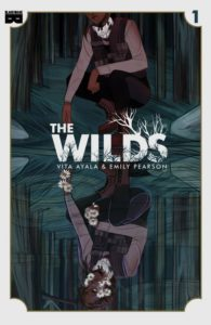 WILDS [2018] #1 Comic Book Cover