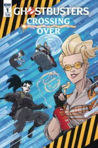 GHOSTBUSTERS: CROSSING OVER [2018] #1