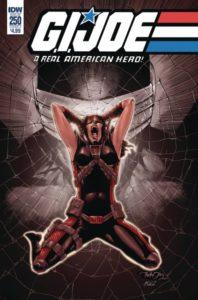 GI JOE: A REAL AMERICAN HERO [2010] #250