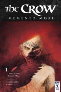 CROW: MEMENTO MORI [2018] #1