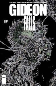 GIDEON FALLS [2018] #1 Comic Book Cover
