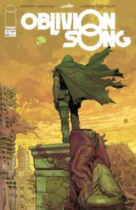 OBLIVION SONG [2018] #1 Comic Book Cover