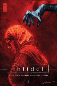 INFIDEL [2018] #1 Comic Book Cover