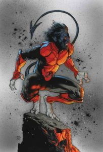 X-MEN: RED [2018] #2 Comic Book Cover