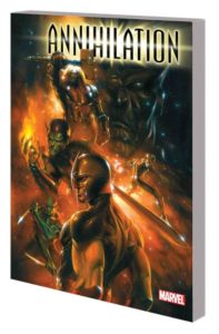 ANNIHILATION: THE COMPLETE COLLECTION VOL 01
