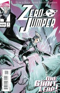 ZERO JUMPER [2018] #1 Comic Book Cover