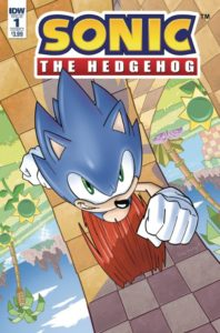 SONIC THE HEDGEHOG [2018] #1