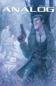 ANALOG [2018] #1 Comic Book Cover