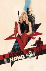 DEAD HAND [2018] #1 Comic Book Cover