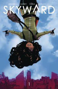 SKYWARD [2018] #1 Comic Book Cover