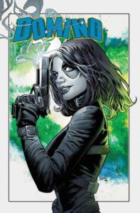 DOMINO [2018] #1 Comic Book Cover