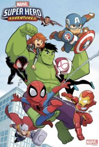 MARVEL SUPER HERO ADVENTURES [2018] #1