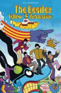 BEATLES' YELLOW SUBMARINE Hardcover