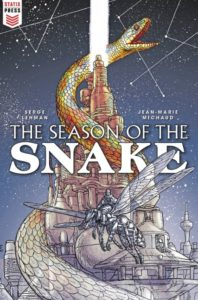 SEASON OF THE SNAKE [2018] #1