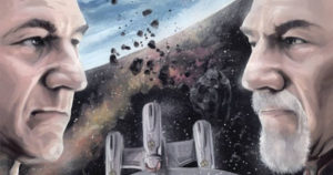 First Impression: STAR TREK: THE NEXT GENERATION: THROUGH THE MIRROR [2018] #1