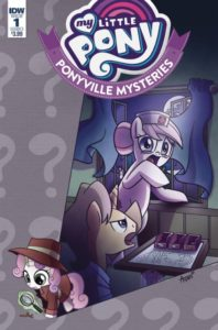 First Impression: MY LITTLE PONY: PONYVILLE MYSTERIES [2018] #1