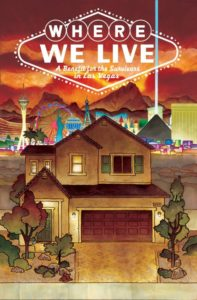 First Impression: WHERE WE LIVE: LAS VEGAS SHOOTING BENEFIT ANTHOLOGY [2018-TPB]