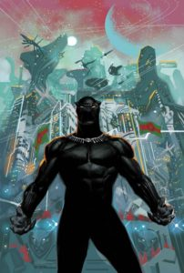 First Impression: BLACK PANTHER [2018] #1