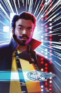First Impression: STAR WARS: LANDO--DOUBLE OR NOTHING [2018] #1