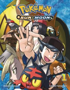 First Impression: POKEMON: SUN AND MOON [2018-DIG] VOL 01