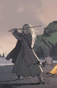 SWORD DAUGHTER [2018] #1