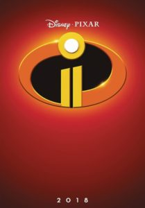 DISNEY PIXAR THE INCREDIBLES 2: HEROES AT HOME [2018-HC]