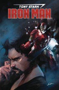 TONY STARK: IRON MAN [2018] #1