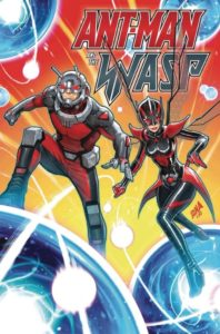 ANT-MAN AND THE WASP [2018] #1