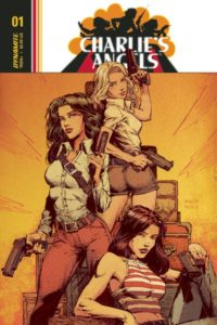 CHARLIE'S ANGELS [2018] #1