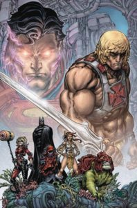 INJUSTICE VS. HE-MAN AND THE MASTERS OF THE UNIVERSE [2018] #1