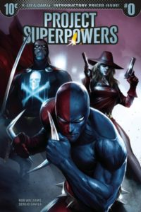 PROJECT SUPERPOWERS [2018] #0