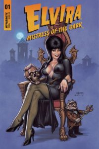 ELVIRA: MISTRESS OF THE DARK [2018] #1
