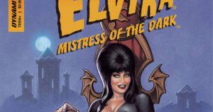 ELVIRA: MISTRESS OF THE DARK [2018] #1