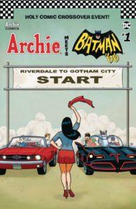 ARCHIE MEETS BATMAN '66 [2018] #1 TEMPLETON CVR F