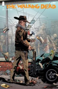 WALKING DEAD [2003] #1 -- 15TH ANNIVERSARY VARIANT