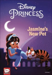 DISNEY PRINCESS: JASMINE'S NEW PET [2018-HC]