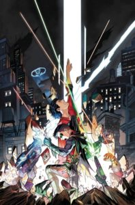 ADVENTURES OF THE SUPER SONS [2018] #1