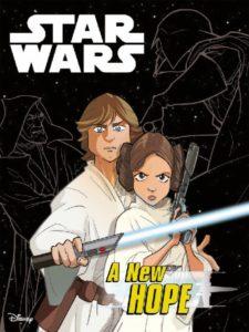 STAR WARS: A NEW HOPE [2018-TPB]