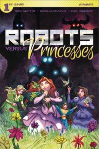 ROBOTS VS. PRINCESSES [2018] #1