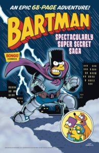 BARTMAN'S SPECTACULARY SUPER SECRET SAGA [2018]