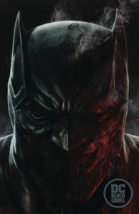 BATMAN: DAMNED [2018] #1