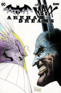 BATMAN/THE MAXX [2018] #1