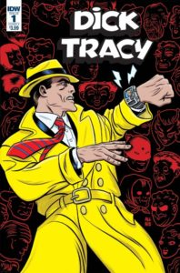 DICK TRACY: DEAD OR ALIVE [2018] #1