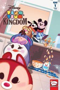 DISNEY'S TSUM TSUM KINGDOM [2018]