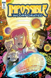 IMPOSSIBLE, INCORPORATED [2018] #1