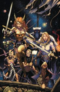 ASGARDIANS OF THE GALAXY [2018] #1