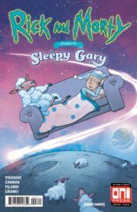RICK AND MORTY PRESENTS: SLEEPY GARY [2018] #1