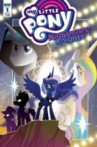 MY LITTLE PONY: NIGHTMARE KNIGHTS [2018] #1