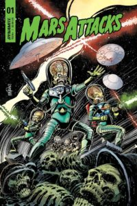MARS ATTACKS [2018] #1